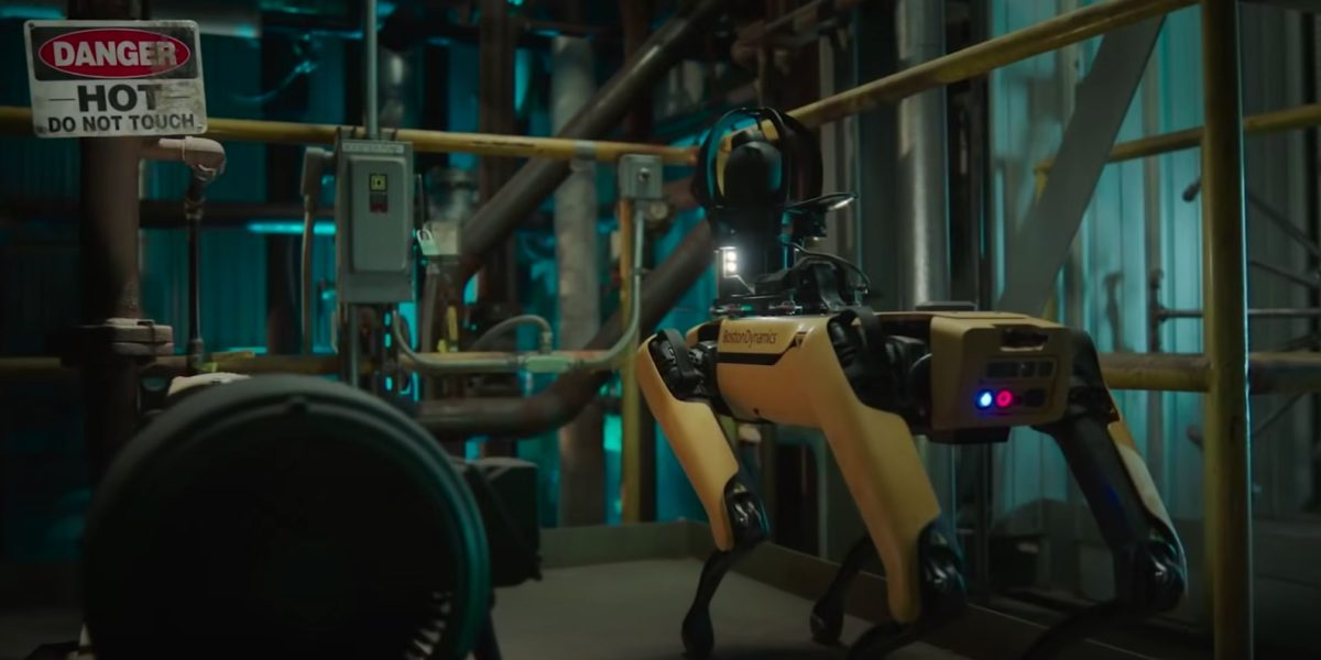 Boston Dynamics' Spot robot is securing its position in a niche market thumbnail