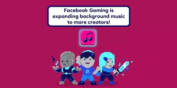 Facebook Gaming expands streamers' access to licensed music