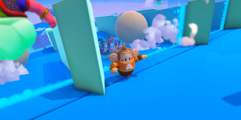 Fall Guys gets a timely Super Monkey Ball costume