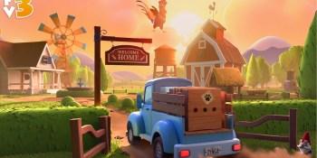 Zynga teases its first sneak peek at animal breeding in FarmVille 3