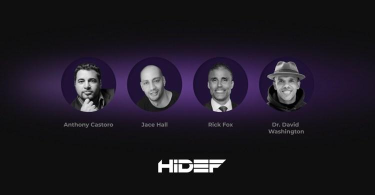 Founders of HiDef