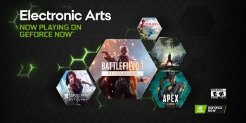 Nvidia adds 4 EA games to its GeForce Now library