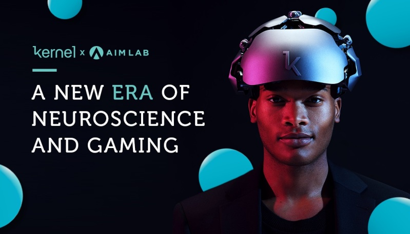 Aim Lab has partnered with Kernel for blending gaming and neuroscience.