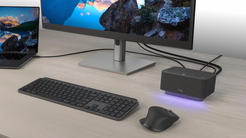 Microsoft Logi dock