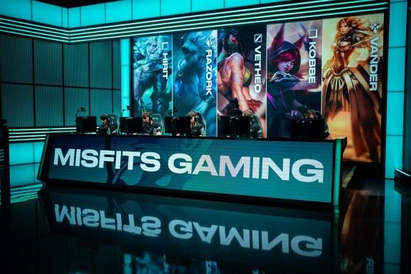 Misfits Gaming raises $35M as it focuses on media revenues