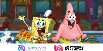 Tilting Point uses Huya to take SpongeBob: Krusty Cook-Off to China
