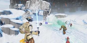 Star Wars: Hunters is an arena battler set after Return of the Jedi