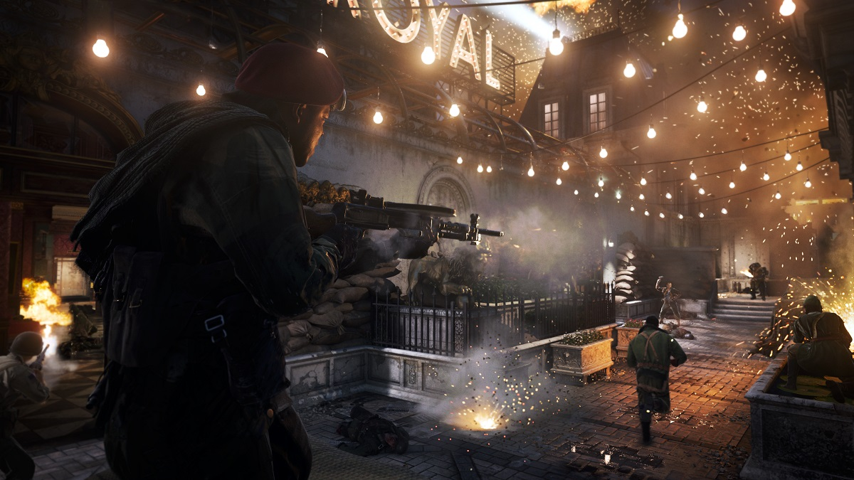 Call of Duty: Vanguard multiplayer impressions — Smoke gets in your eyes, End Game Boss, endgameboss.com