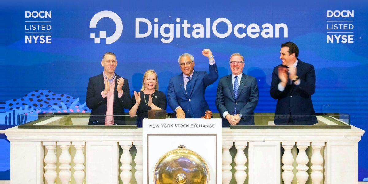 DigitalOcean at its 2021 IPO