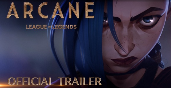 Riot Games' Arcane is coming to Netflix on November 6.