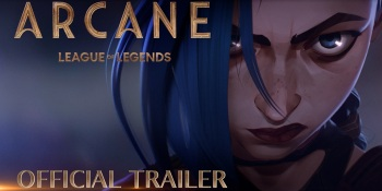 Riot Games and Netflix unveil Arcane animated TV series launching on November 6