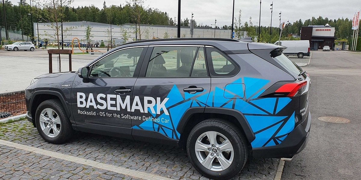 Basemark is launching a new operating system for smart cars.