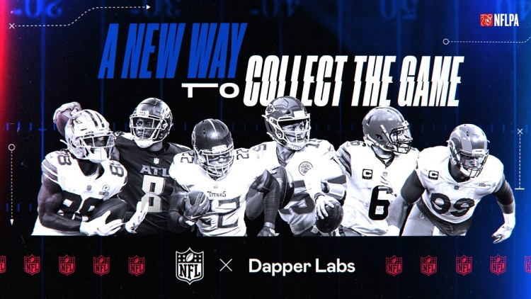 Dapper Labs is going to bring digital video moments to NFL fans.