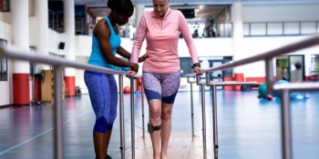 EvoWalk stimulates nerves to help muscle-impaired people walk