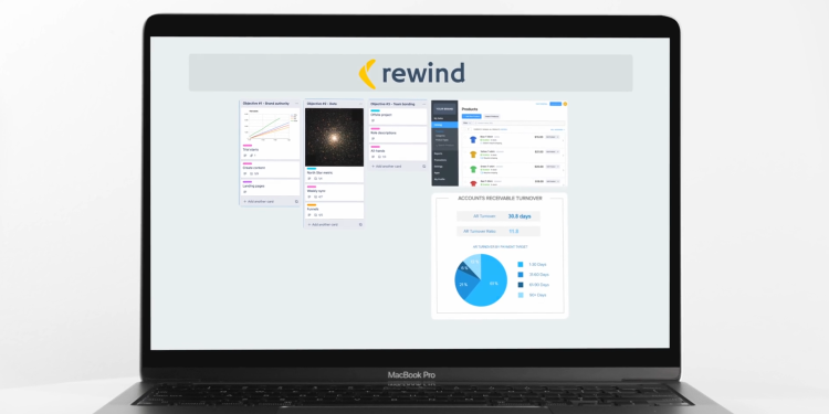 Rewind: SaaS data backup and recovery
