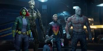 Guardians of the Galaxy is good, cheap fun so far