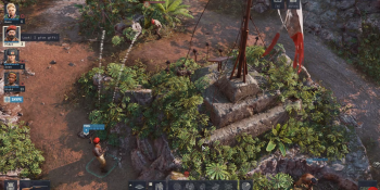 Jagged Alliance 3 revives the tactics franchise