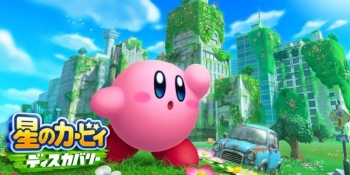 Kirby and the Forgotten Land is (finally) a 3D platformer