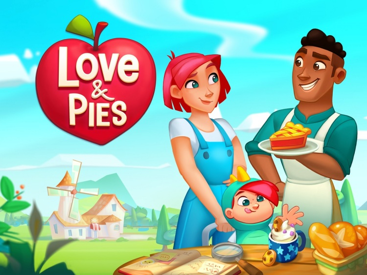 Love & Pies is coming from Trailmix.