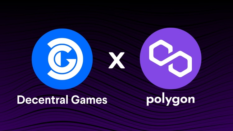 Polygon has invested in Decentral Games.