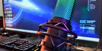 HyperX QuadCast S mic review — A pretty upgrade for livestreaming
