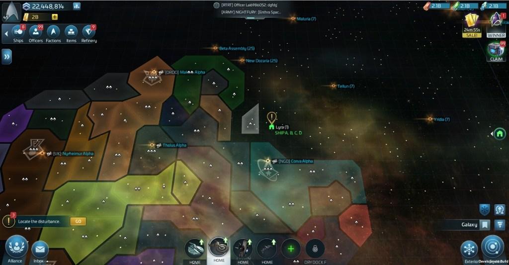 Scopely launches Star Trek: Fleet Command on the PC