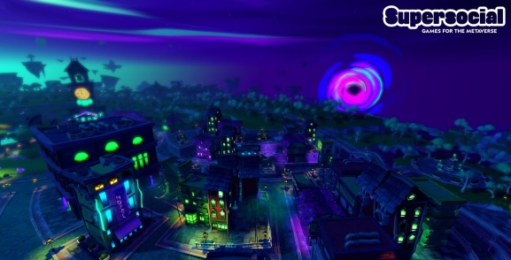 Ghostopia is the first Roblox game coming from Supersocial.