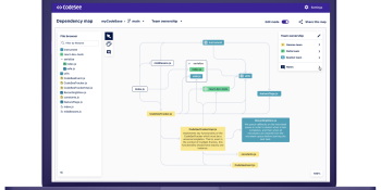CodeSee helps developers visualize and understand complex codebases