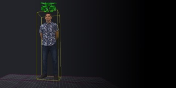 8i shows off its real-time holograms