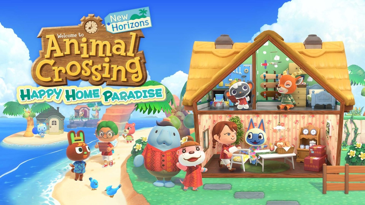 Animal Crossing New Horizons Happy Home Paradise expansion coming Nov. 5