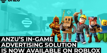 Anzu teams up with Roblox creators for in-game ads