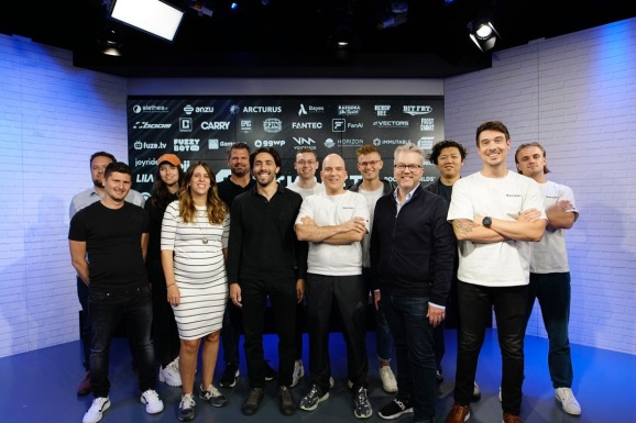 The Bitkraft team