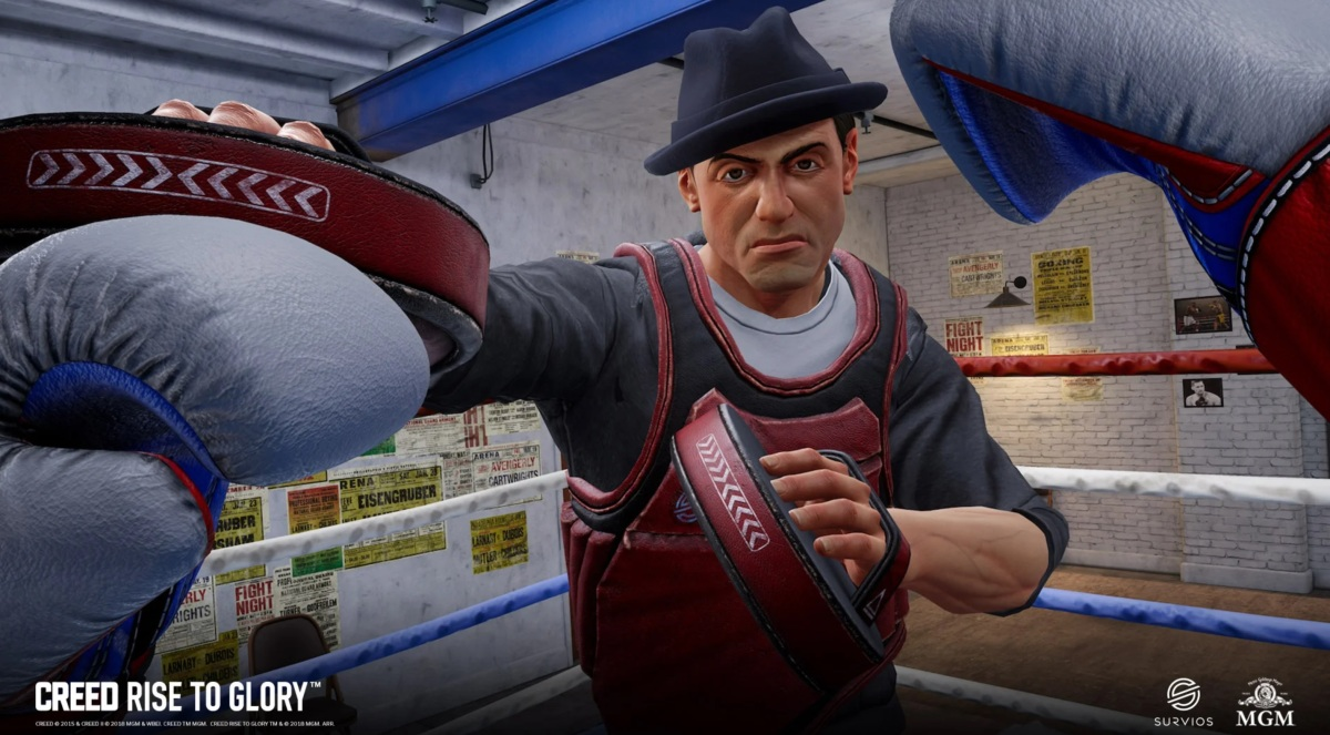 Survios reveals VR boxing game Creed: Rise to Glory has sold 1 million copies thumbnail