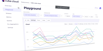 Cube Dev launches hosted cloud version of open source analytics API Cube.js