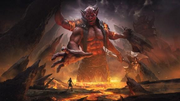 The Elder Scrolls Online: Deadlands.