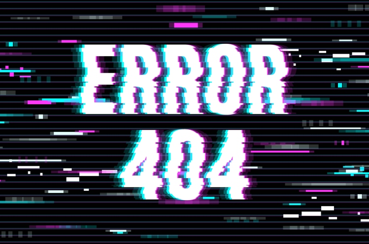 Concept of 404 Error Page or File not found