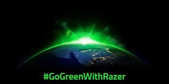 Razer announces new partnerships aimed at sustainability