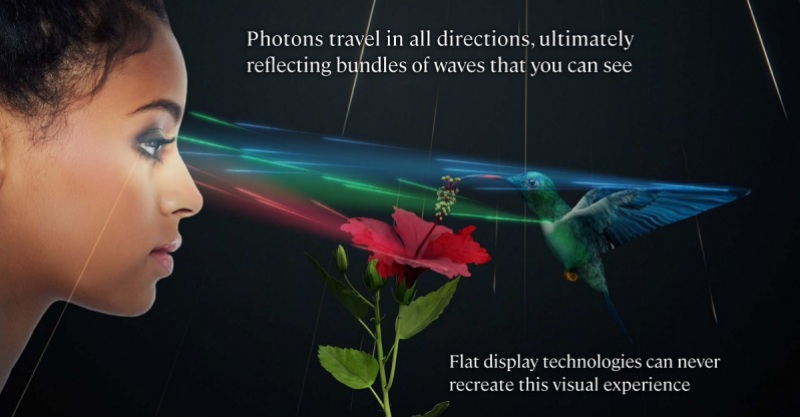 How holograms work