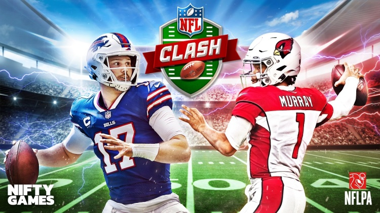 Nifty Games is launching NFL Clash.