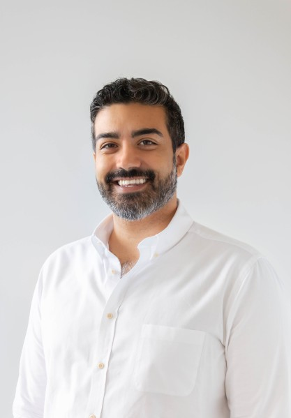 Roham Gharegozlou is the CEO of Dapper Labs.