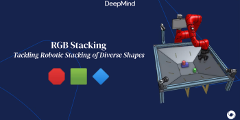 DeepMind proposes new benchmark to improve robots' object-stacking abilities