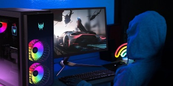 Acer launches Predator Orion desktop, 4K gaming projectors, and gaming desk