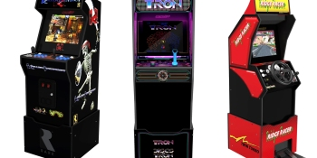 Tron, Ridge Racer, and Killer Instinct lead Arcade1Up's holiday offerings