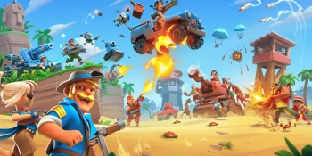 Space Ape Games soft launches Boom Beach: Frontlines mobile multiplayer action game