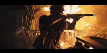 War photographers go inside Call of Duty: Vanguard to capture images