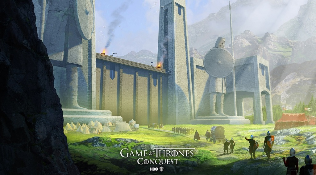Game of Thrones: Conquest will take you beyond the Wall with the Battlegrounds update.
