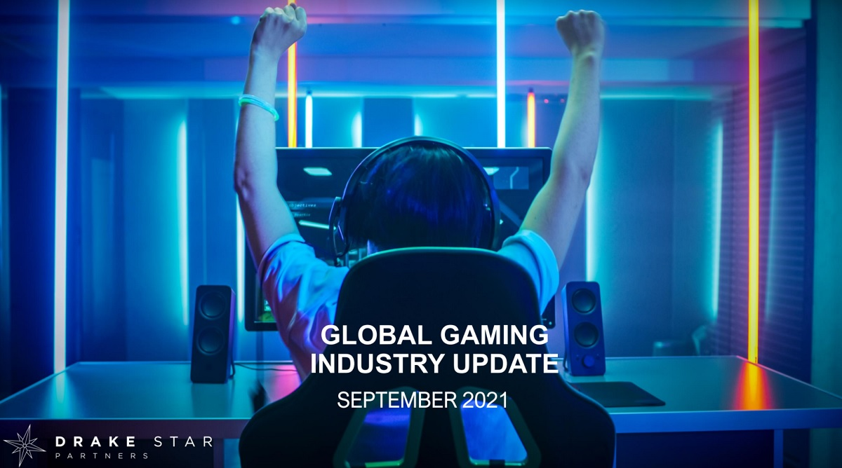 Gaming companies have raised B in 844 deals this year