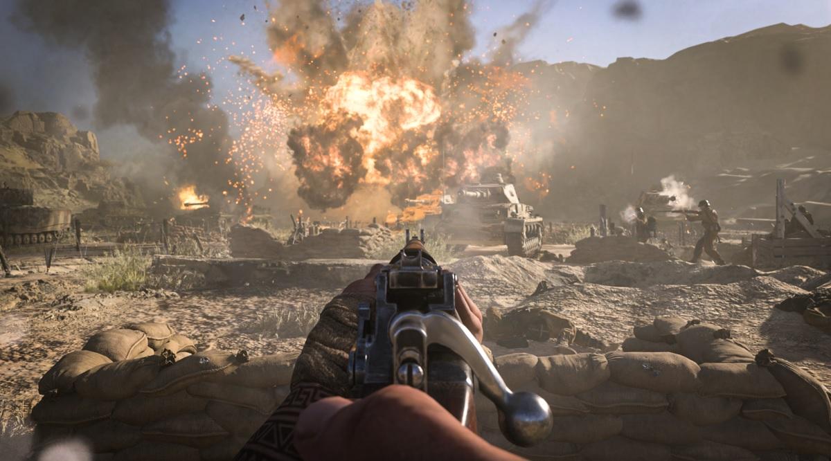 Sledgehammer Games drops new Call of Duty: Vanguard campaign details