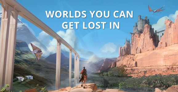FarBridge's aim is to build worlds you can get lost in.