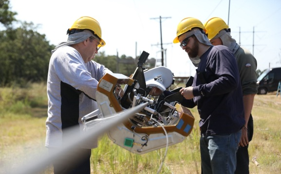 Facebook Connectivity unveils robot that can speed fiber deployment